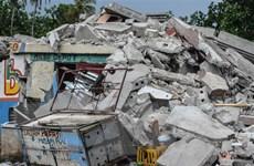Haiti tiếp tục hứng chịu nhiều dư chấn sau trận động đất kinh hoàng