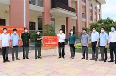 Dịch COVID-19: Bắc Ninh tập trung chống dịch, bảo đảm an sinh xã hội