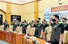 Phát động thi đua đặc biệt quân đội cùng cả nước đoàn kết chống dịch