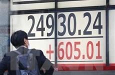 Sự lạc quan về phục hồi kinh tế tiếp sức cho chứng khoán châu Á