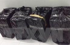 An Giang: Liên tiếp phát hiện 2 vụ vận chuyển thuốc lá lậu