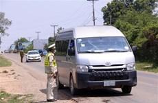 Các tỉnh của Lào tăng cường các biện pháp phòng chống dịch