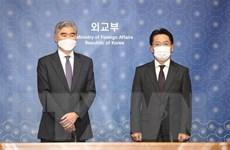 Mỹ-Hàn tăng cường đối thoại về vấn đề hạt nhân Triều Tiên