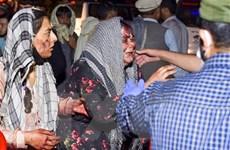 Trung Quốc, Nhật Bản lên án vụ tấn công tại sân bay Kabul
