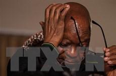 Cựu Tổng thống Nam Phi Jacob Zuma được tạm tha vì lý do sức khỏe