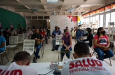 Venezuela tiếp nhận lô vaccine đầu tiên thông qua cơ chế COVAX