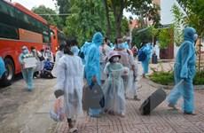 Cà Mau đón 288 công dân đặc biệt khó khăn từ các địa phương có dịch