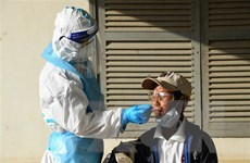Dịch COVID-19: Campuchia ghi nhận số ca nhiễm tăng mạnh trở lại