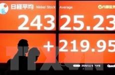 Nhật Bản - Điểm sáng trong bức tranh ảm đạm của chứng khoán toàn cầu