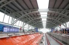 Dự án metro số 1 Bến Thành-Suối Tiên lại trễ hẹn thêm 2 năm