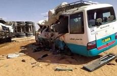 Tai nạn giao thông thảm khốc tại Algeria, hàng chục người thiệt mạng