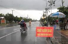 Bạc Liêu: Xuất hiện nhiều F0, huyện Hòa Bình giãn cách theo Chỉ thị 16