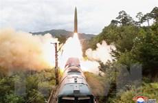Triều Tiên phóng tên lửa: HĐBA quan ngại về hòa bình khu vực