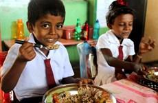 """Công bố tài trợ """"Lương thực số"""" cho cho trẻ em nghèo thế giới"""