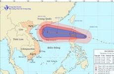 Krosa có khả năng vào Biển Đông, thành cơn bão số 12