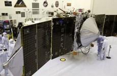 """Ấn Độ đã phóng vệ tinh """"Mars Orbiter"""" lên Sao Hỏa"""