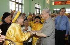 Tổng Bí thư Nguyễn Phú Trọng thăm tỉnh Hưng Yên