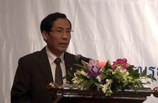 Báo chí Việt-Thái hướng tới quan hệ hữu nghị bền vững