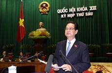 Thủ tướng: Chính phủ nghiêm túc tiếp thu ý kiến Quốc hội