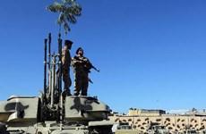 Các nhóm vũ trang tại Libya rút khỏi thủ đô Tripoli