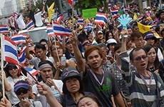 Quân đội Thái Lan lên tiếng về tình hình chính trị bất ổn