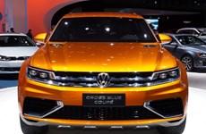VW có thể bán mẫu CrossBlue coupe SUV ở châu Âu