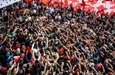 Ai Cập thành lập ủy ban xem xét lại Luật biểu tình