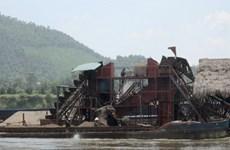 Bắc Giang: Xử lý nghiêm vi phạm khai thác khoáng sản