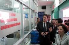Tổng kết dự án phòng, chống HIV/AIDS do WB và Anh tài trợ