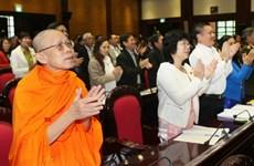 Ấn tượng lan tỏa từ nghị trường của Quốc hội khóa XIII