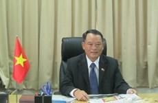Quan hệ Việt Nam-Singapore phát triển trên mọi lĩnh vực