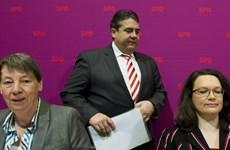Đức: SPD công bố 6 bộ trưởng trong chính phủ liên minh