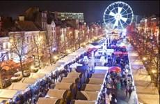 """Hơn 1,5 triệu người dự """"Thú vui mùa Đông"""" ở Brussels"""