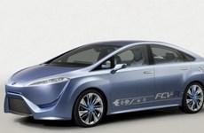 Toyota sẽ bán mẫu xe điện FCV concept từ năm 2015