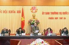 Bế mạc Phiên họp 24, Ủy ban thường vụ QH khóa XIII