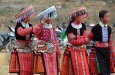 Người H'Mông ở rẻo cao Yên Bái cùng đón Tết cổ truyền