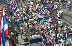 Tòa án Thái không ra phán quyết với tình trạng khẩn cấp