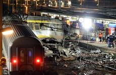 Pháp: Tàu hỏa trật bánh, hơn 10 người thương vong