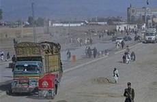 Pakistan, Afghanistan nhất trí khởi động ủy ban biên giới