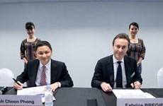 Singapore Airlines-Airbus lập trung tâm đào tạo phi công