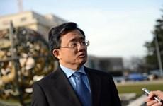 Thứ trưởng Ngoại giao Trung Quốc thăm Triều Tiên