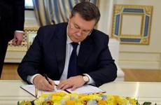 Đảng Các khu vực đổ lỗi ông Yanukovych gây đổ máu