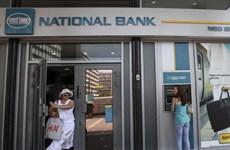 Các ngân hàng Hy Lạp cần được bơm thêm 5 tỷ euro
