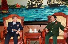 Quan hệ quốc phòng Việt Nam-Hoa Kỳ có nhiều hiệu quả