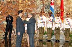 Làm sâu sắc hơn quan hệ truyền thống Việt Nam-Cuba