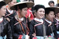 """Hấp dẫn lễ hội """"Chợ tình Khau Vai"""" tại Đồng Văn"""