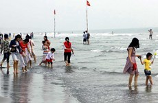 Sầm Sơn phấn đấu đón trên 2,7 triệu khách vào Hè tới
