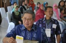 Indonesia kết thúc cuộc bầu cử các cơ quan lập pháp
