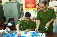 Hải Phòng bắt giữ hơn 1kg ma túy, 1300 viên thuốc lắc