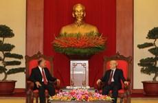 Thúc đẩy và mở rộng hợp tác truyền thống Việt Nam-Mexico